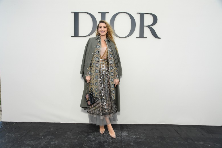 Christian Dior : Photocall - Paris Fashion Week Womenswear Spring/Summer 2019